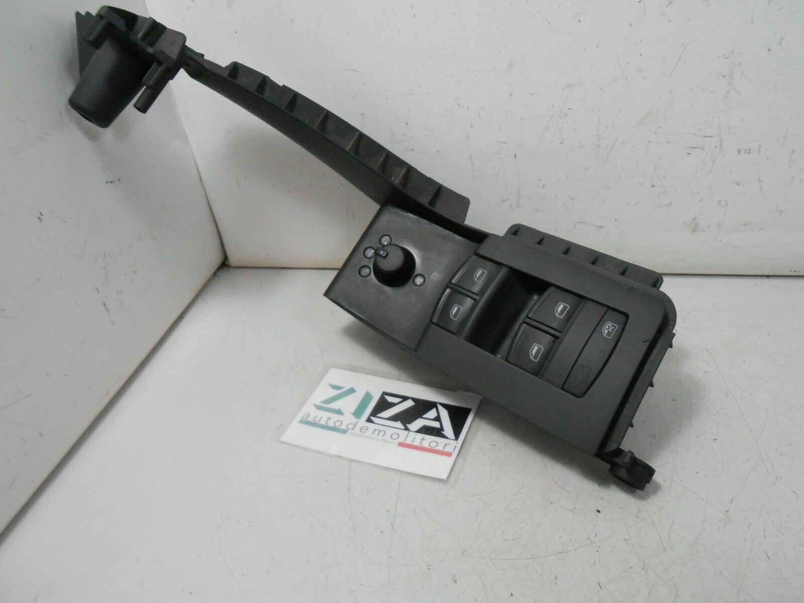Pulsantiera-Alzacristalli-Sinistra-Audi-A3-8P-Sportback-2005-8P4959521C