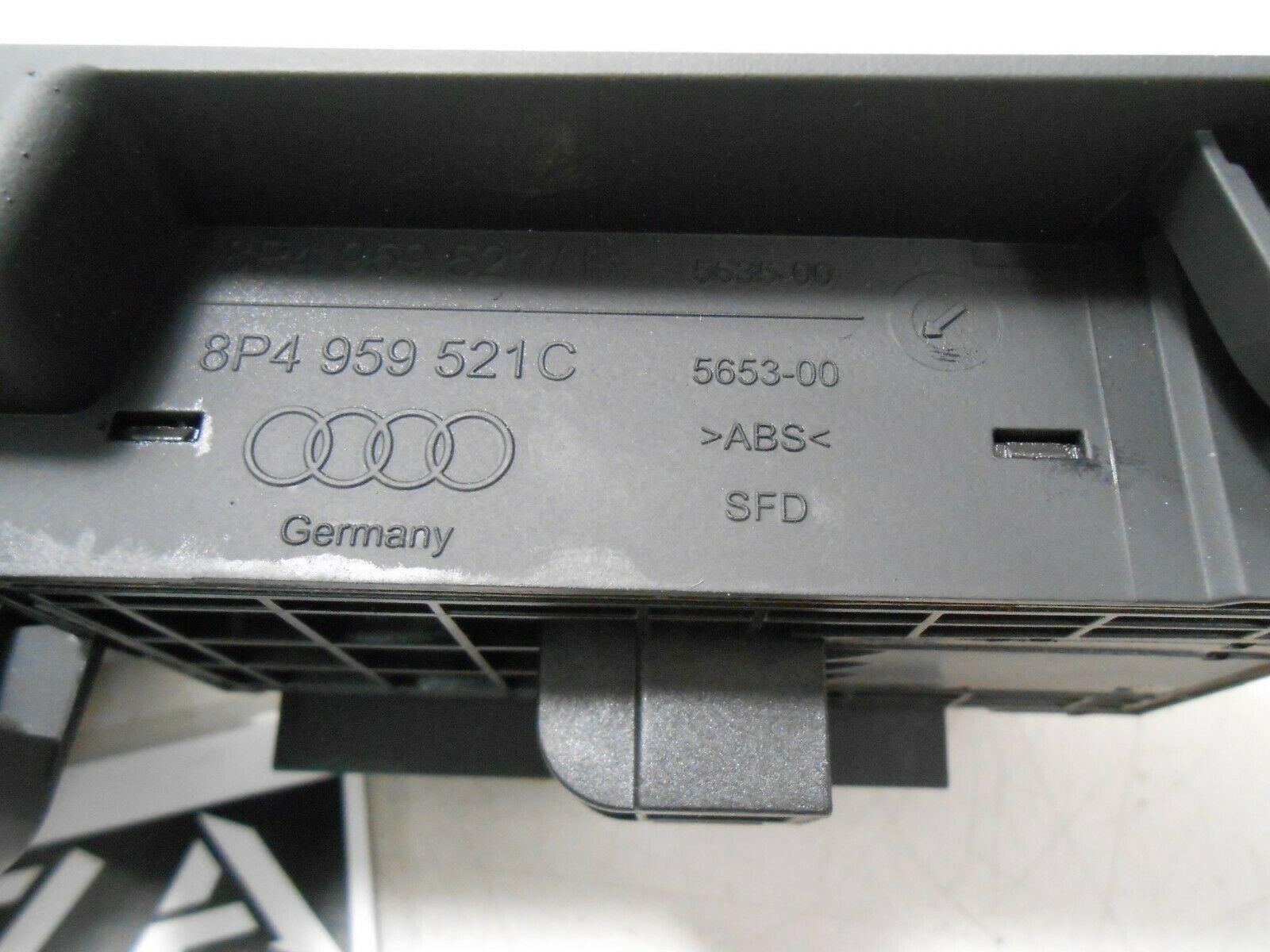 Pulsantiera-Alzacristalli-Sinistra-Audi-A3-8P-Sportback-2005-8P4959521C miniatura 9